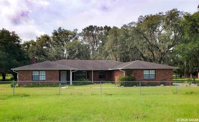 6161 SE 212 Court, Morriston, FL 32668 (MLS #437418) :: Pepine Realty