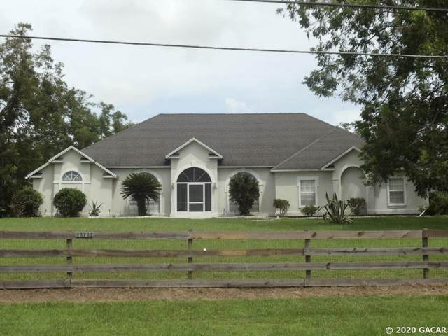 13702 NW 112th Avenue, Alachua, FL 32615 (MLS #437495) :: The Curlings Group
