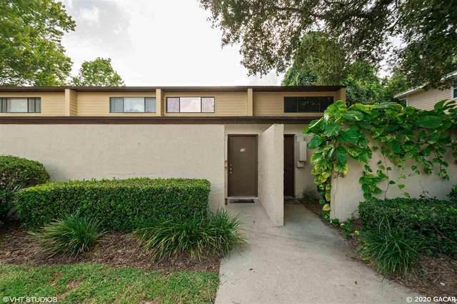 2508 SW 35TH Place J59, Gainesville, FL 32608 (MLS #437531) :: Abraham Agape Group