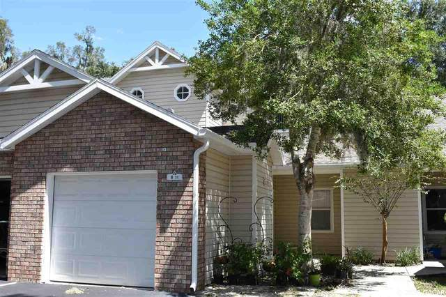 4700 SW Archer Road B11, Gainesville, FL 32608 (MLS #437583) :: The Curlings Group