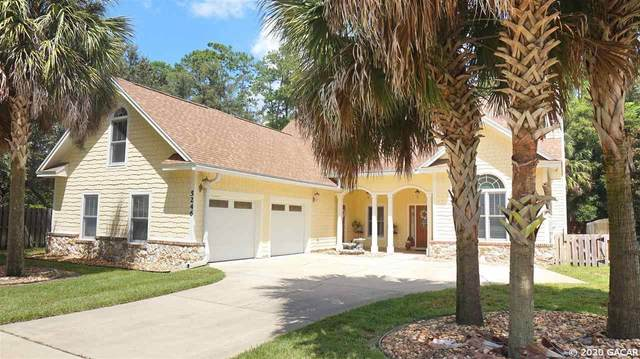 5246 NW 57TH Terrace, Gainesville, FL 32653 (MLS #437603) :: Rabell Realty Group