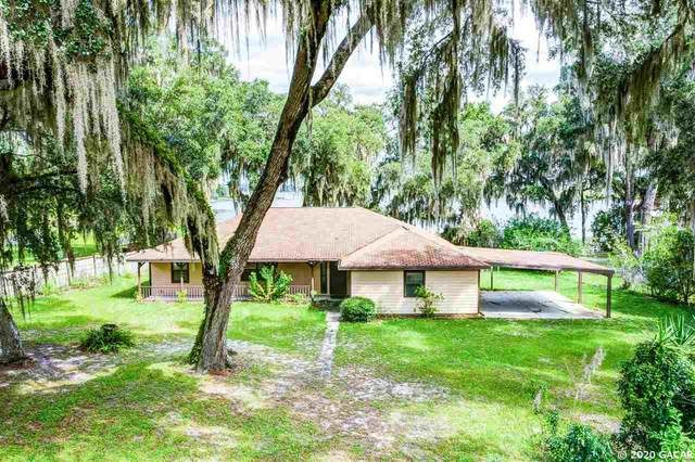 136 Little Orange Lake Drive, Hawthorne, FL 32640 (MLS #437625) :: Better Homes & Gardens Real Estate Thomas Group