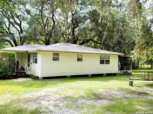 13252 NW 89TH Avenue, Lake Butler, FL 32054 (MLS #437695) :: The Curlings Group