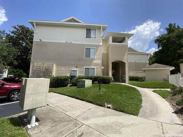 3921 SW 34th Street #204, Gainesville, FL 32608 (MLS #437736) :: The Curlings Group