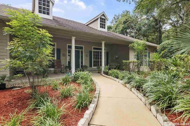 7832 NW 18TH Lane, Gainesville, FL 32605 (MLS #437778) :: Abraham Agape Group