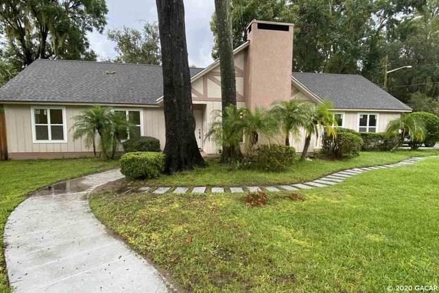3326 NW 46th Avenue, Gainesville, FL 32605 (MLS #437779) :: The Curlings Group