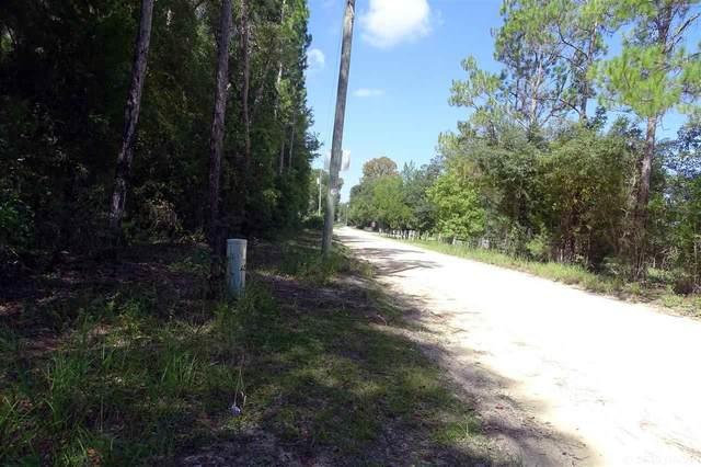 869 NE 100TH STREET Road, Branford, FL 32008 (MLS #437800) :: Abraham Agape Group