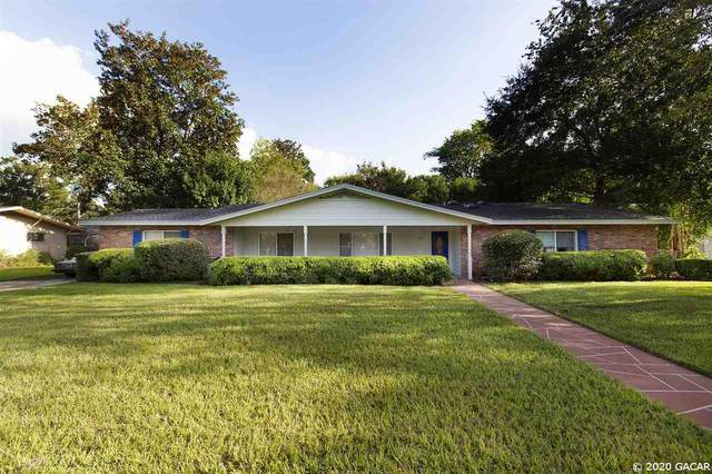3301 NW 28th Avenue, Gainesville, FL 32605 (MLS #437818) :: The Curlings Group