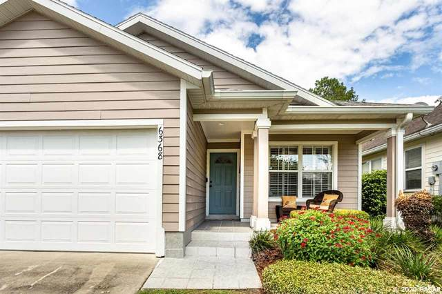 6368 NW 109TH Place, Alachua, FL 32615 (MLS #437827) :: Rabell Realty Group