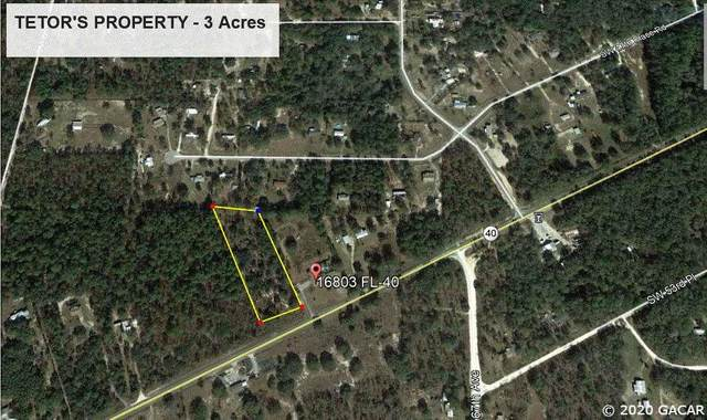 Lot 46 Marion Oaks, Ocala, FL 34243 (MLS #437893) :: Abraham Agape Group