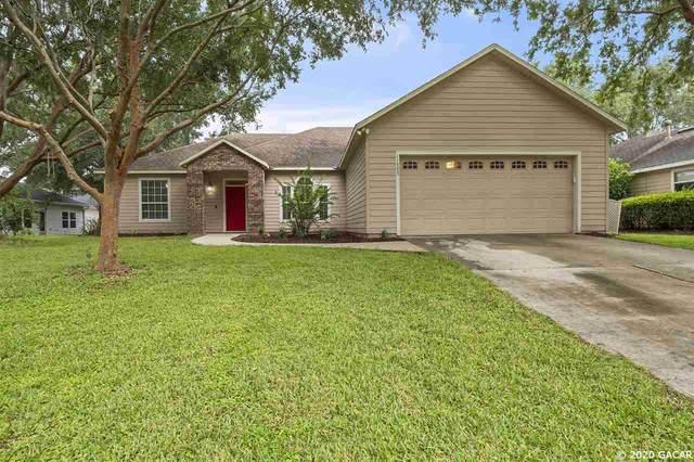 11555 NW 74th Terrace, Alachua, FL 32615 (MLS #437895) :: Abraham Agape Group