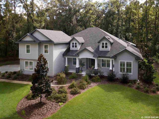811 SW 93 Street, Gainesville, FL 32607 (MLS #437896) :: Rabell Realty Group