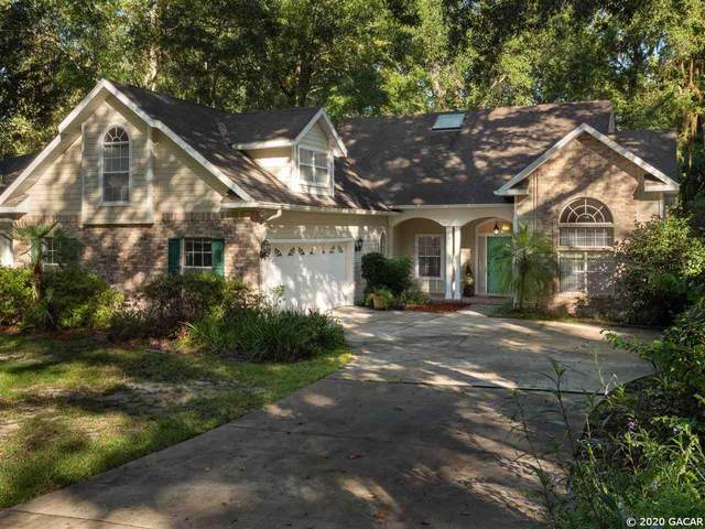 1768 NW 17TH Lane, Gainesville, FL 32605 (MLS #437917) :: The Curlings Group