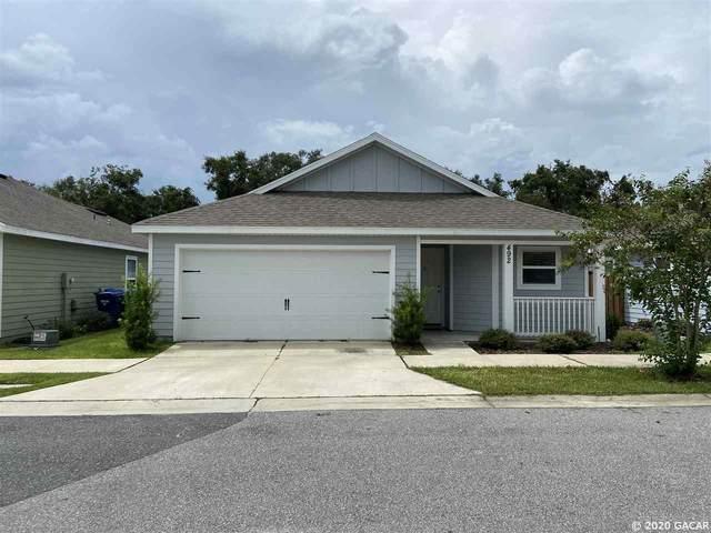 492 SW 251 Drive, Newberry, FL 32669 (MLS #437969) :: Abraham Agape Group