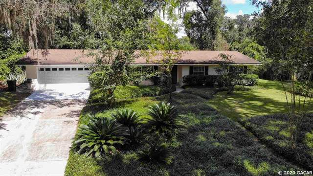 1928 SW 48TH Avenue, Gainesville, FL 32608 (MLS #437976) :: Pepine Realty