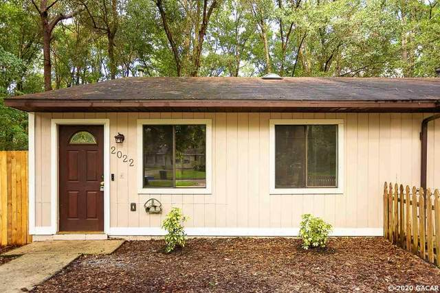 2022 SW 70th Terrace, Gainesville, FL 32607 (MLS #437990) :: Abraham Agape Group