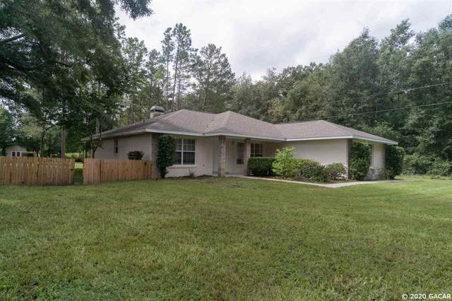 21807 NW 190TH Avenue, High Springs, FL 32643 (MLS #438050) :: Rabell Realty Group