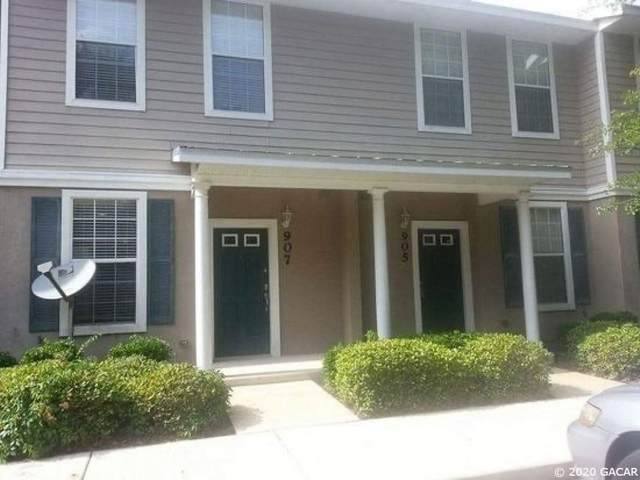 907 NW 21st Avenue, Gainesville, FL 32609 (MLS #438054) :: Better Homes & Gardens Real Estate Thomas Group