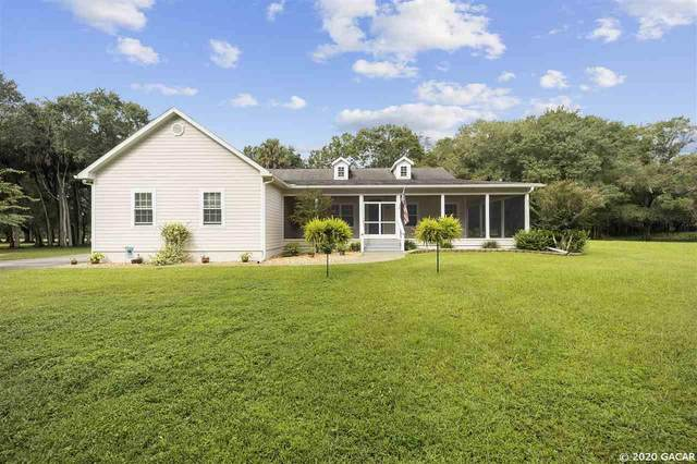 8024 NW 230th Street, Micanopy, FL 32667 (MLS #438070) :: Better Homes & Gardens Real Estate Thomas Group