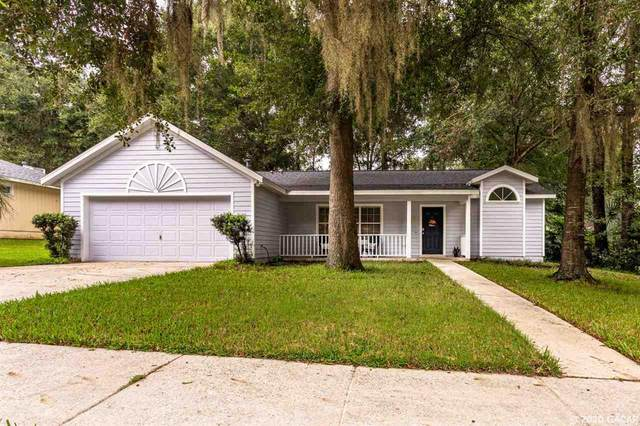 1610 NW 89TH Terrace, Gainesville, FL 32606 (MLS #438080) :: Abraham Agape Group