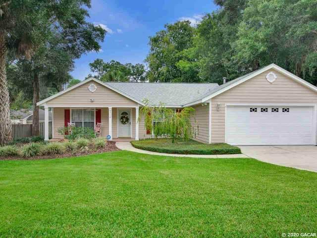 6718 SW 81st Street, Gainesville, FL 32608 (MLS #438106) :: Pristine Properties