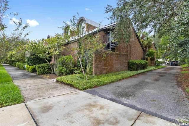 716 NE 1ST Street, Gainesville, FL 32601 (MLS #438108) :: Pristine Properties