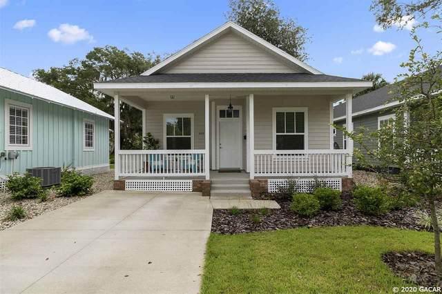 419 NW 2nd Street, Gainesville, FL 32601 (MLS #438109) :: Pristine Properties
