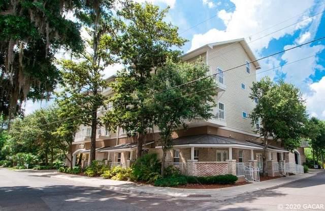 1500 NW 4th Avenue #305, Gainesville, FL 32603 (MLS #438126) :: Pristine Properties