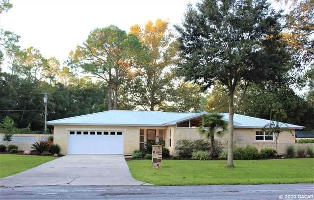23279 NW 200th Lane, High Springs, FL 32643 (MLS #438129) :: Better Homes & Gardens Real Estate Thomas Group