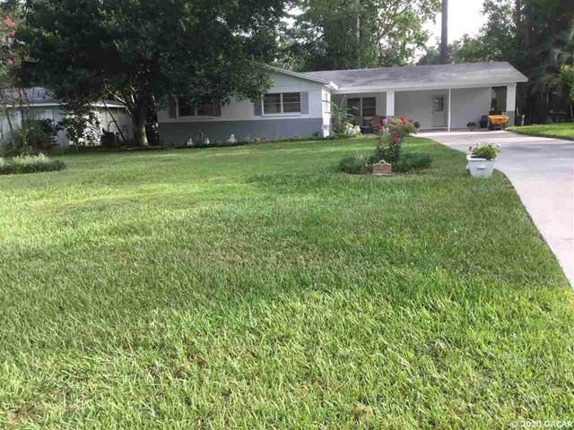 3314 NW 45, Gainesville, FL 32605 (MLS #438136) :: Pepine Realty