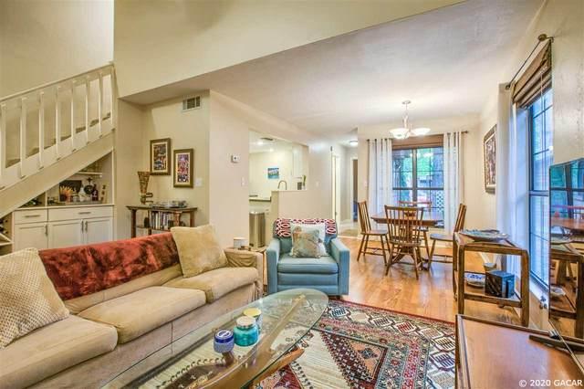 801 SW 55th Terrace, Gainesville, FL 32607 (MLS #438139) :: Pristine Properties