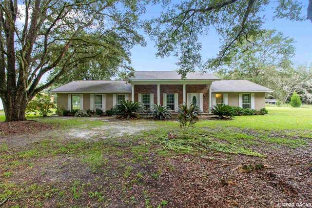5112 SW 170 Street, Newberry, FL 32618 (MLS #438140) :: Pristine Properties
