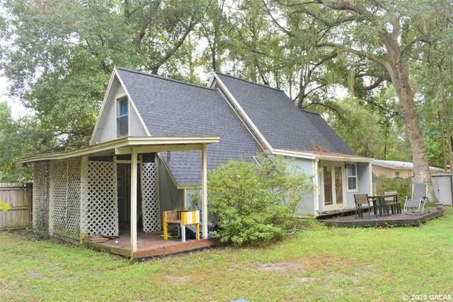 2100 SE 49th Drive, Gainesville, FL 32641 (MLS #438147) :: Pristine Properties