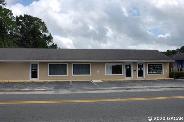 101 Edwards Road, Starke, FL 32091 (MLS #438152) :: The Curlings Group
