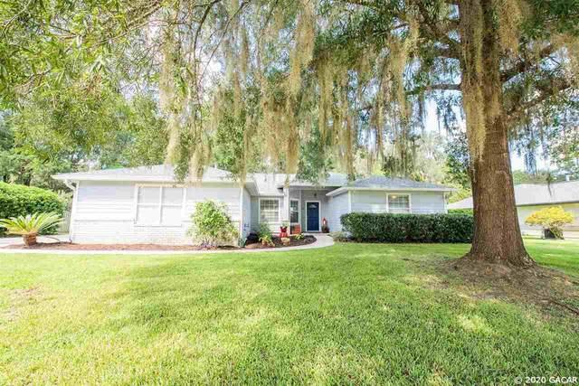 1616 NW 90th Terrace, Gainesville, FL 32606 (MLS #438153) :: Pristine Properties