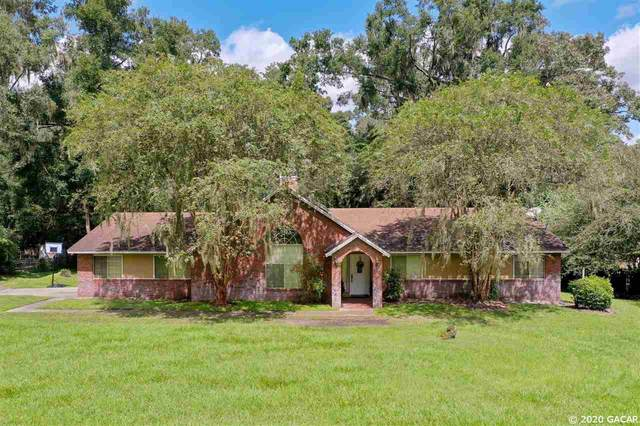 7800 SW 24TH Avenue, Gainesville, FL 32607 (MLS #438161) :: Rabell Realty Group