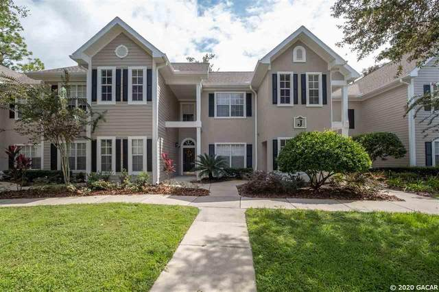 10000 SW 52 Avenue J-52, Gainesville, FL 32608 (MLS #438195) :: Rabell Realty Group