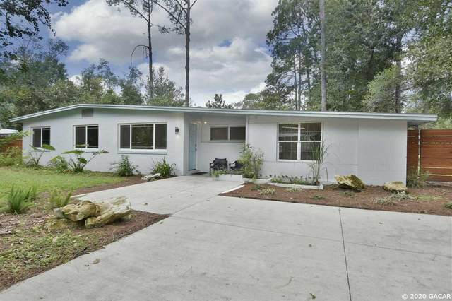 1822 NE 7th Terrace, Gainesville, FL 32609 (MLS #438204) :: Rabell Realty Group