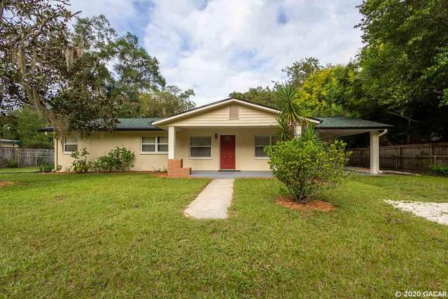 2304 NW 48th Terrace, Gainesville, FL 32606 (MLS #438208) :: Rabell Realty Group