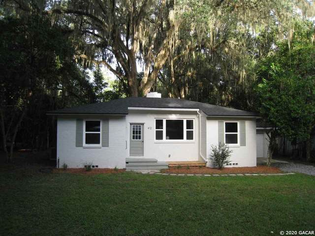 412 NW 25th Street, Gainesville, FL 32607 (MLS #438219) :: Abraham Agape Group