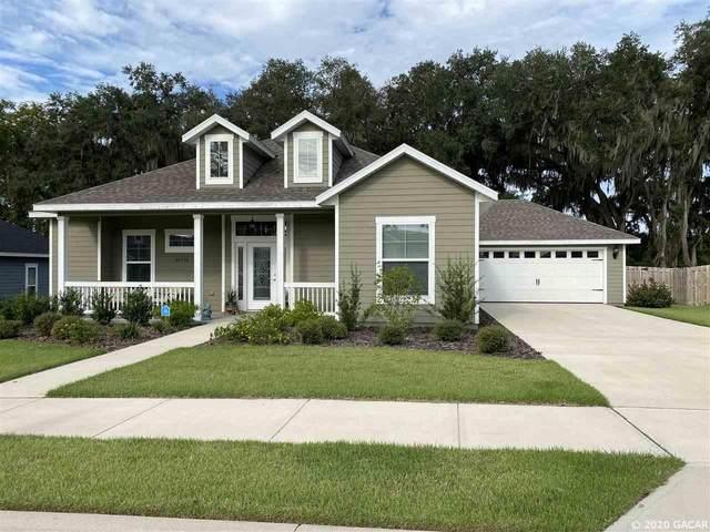 16776 NW 168th Terrace, Alachua, FL 32615 (MLS #438220) :: Abraham Agape Group