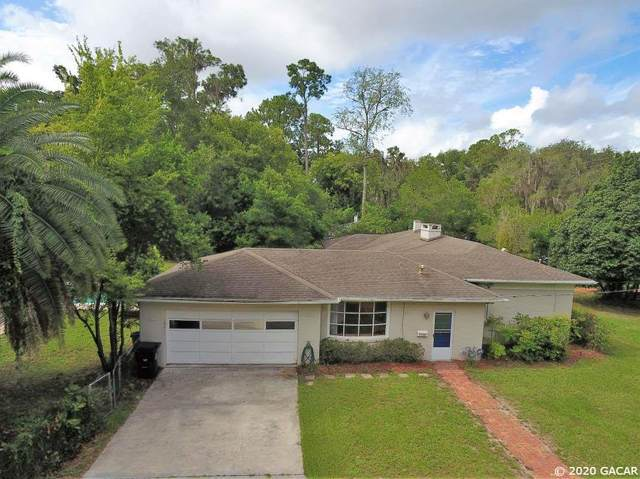 709 NW 22nd Street, Gainesville, FL 33603 (MLS #438221) :: Rabell Realty Group