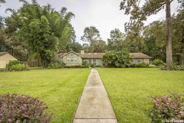 10203 SW 37th Place, Gainesville, FL 32608 (MLS #438222) :: Rabell Realty Group