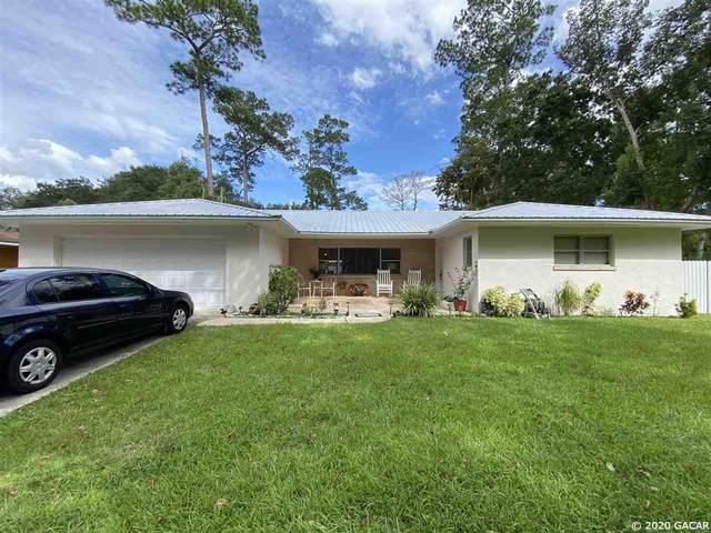 735 NW 36th Street, Gainesville, FL 32607 (MLS #438242) :: Pristine Properties