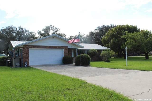 570 Hebron Avenue, Keystone Heights, FL 32656 (MLS #438263) :: The Curlings Group
