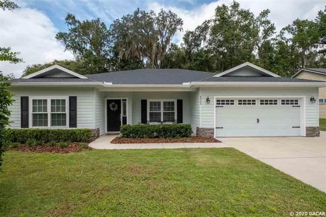 5504 NW 34th Street, Gainesville, FL 32653 (MLS #438264) :: Pristine Properties