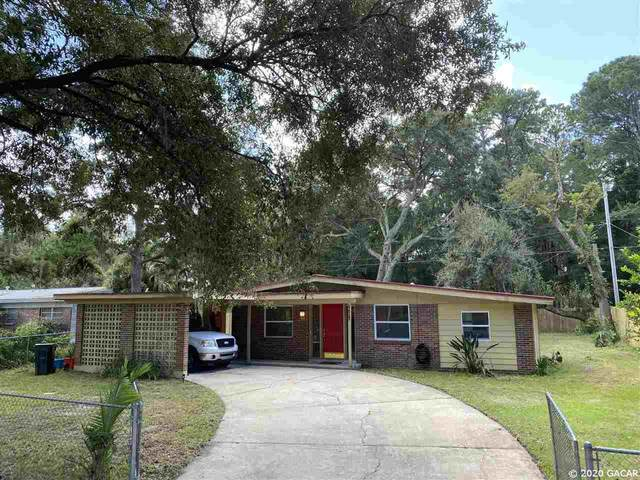 1517 NE 28th Avenue, Gainesville, FL 32609 (MLS #438272) :: The Curlings Group