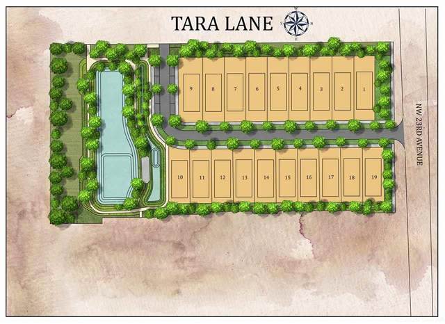 TaraLane Lot 12 NW 89th Way, Gainesville, FL 32606 (MLS #438278) :: Abraham Agape Group