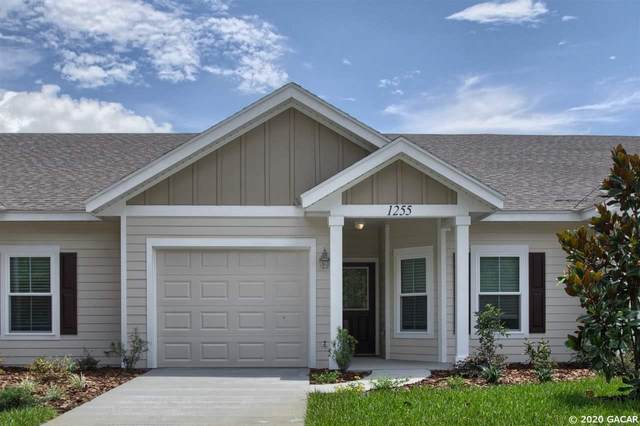 1236 NW 129th Drive, Newberry, FL 32669 (MLS #438288) :: The Curlings Group