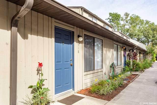 3518 NW 37 Avenue, Gainesville, FL 32605 (MLS #438291) :: Pristine Properties